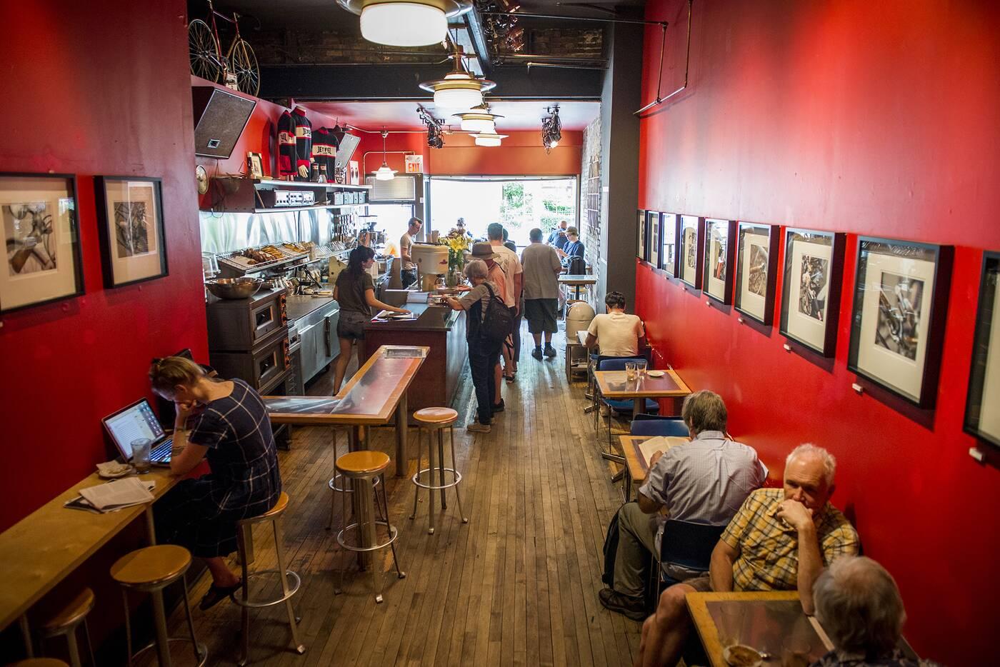 Jet Fuel Coffee Toronto