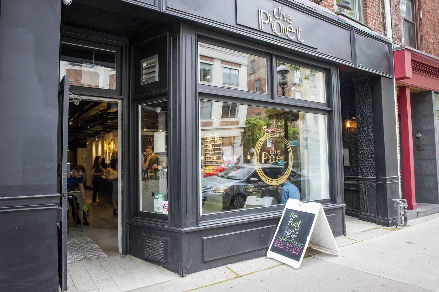 Poet Cafe Toronto