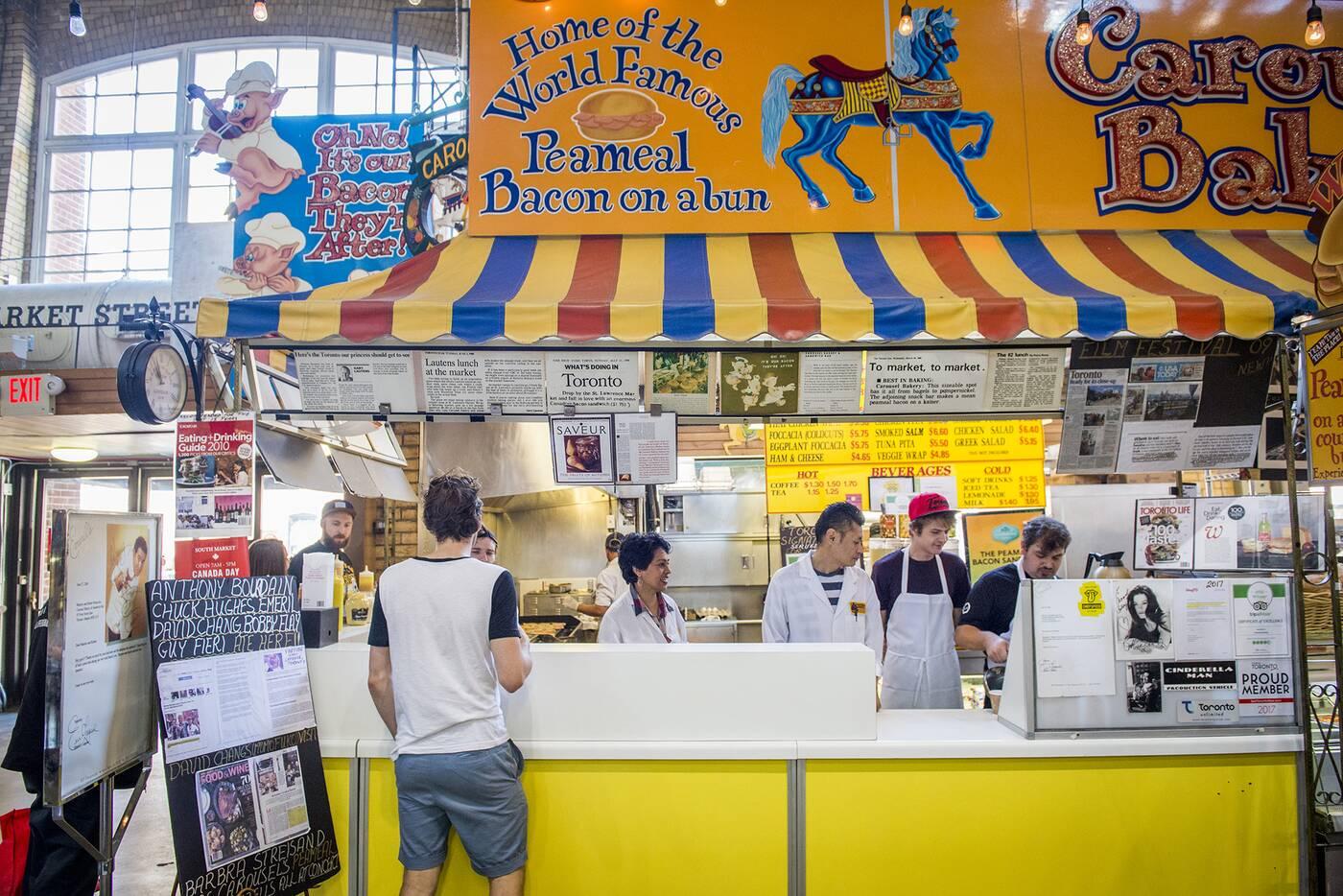 Carousel Bakery Toronto