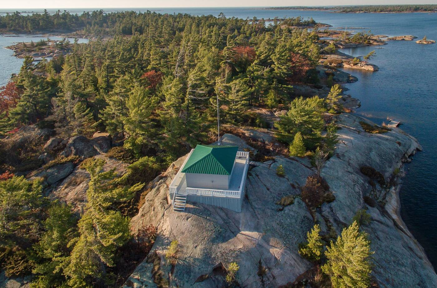 bigwood island georgian bay