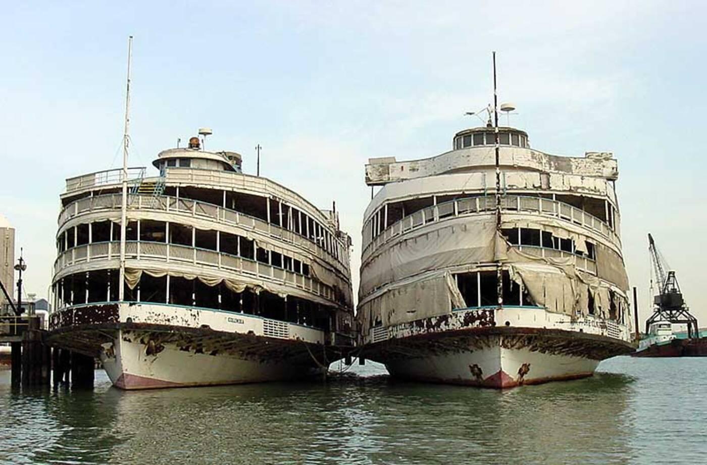 boblo island boats