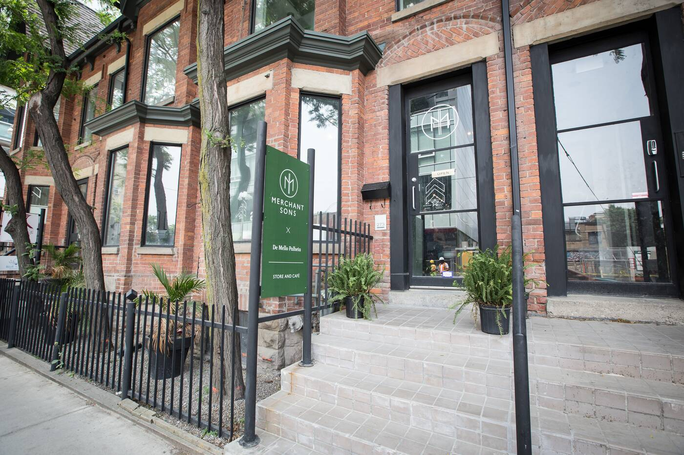 Merchant Sons Toronto