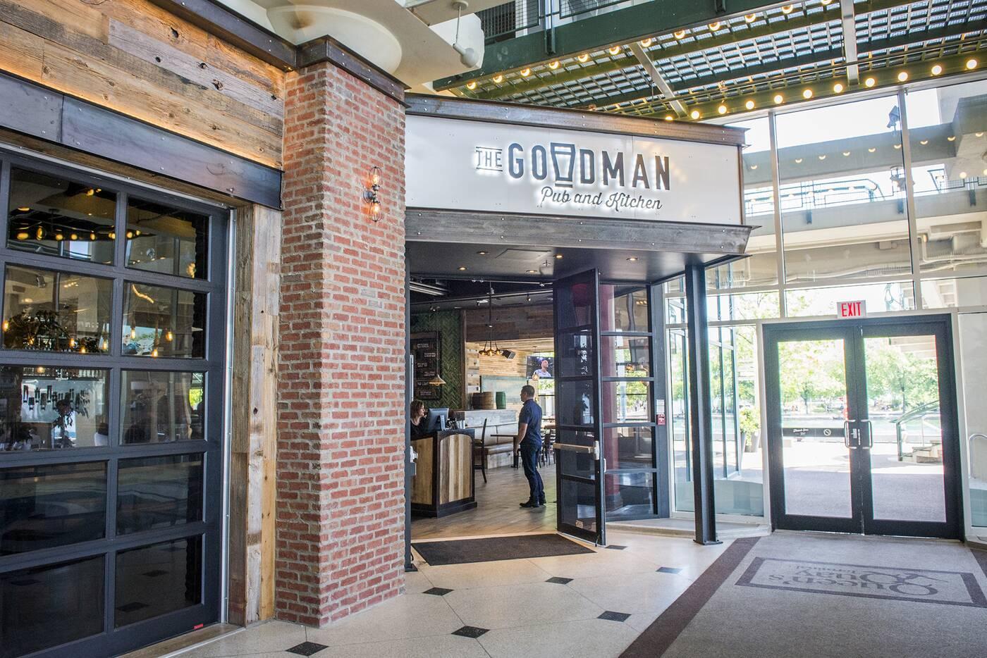 Goodman Pub Toronto