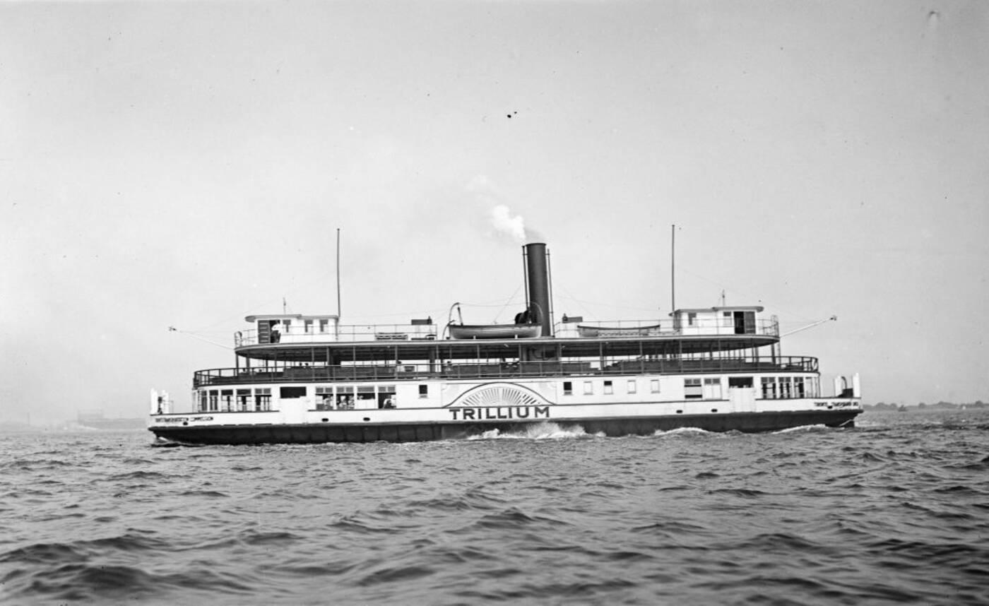 trillium ferry toronto