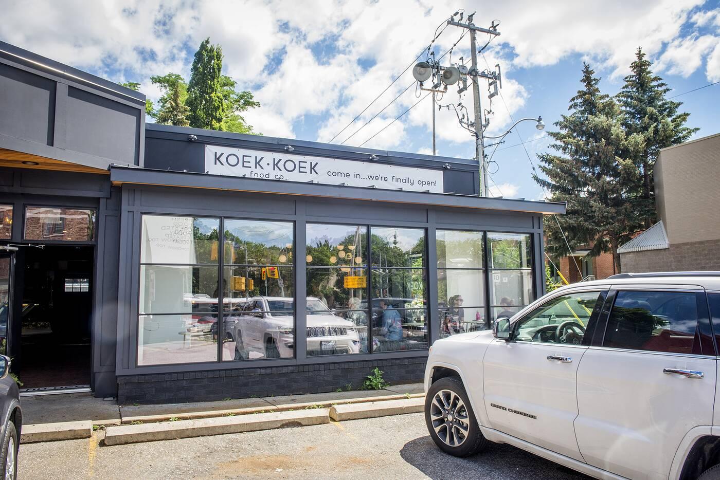 Koek Koek Toronto