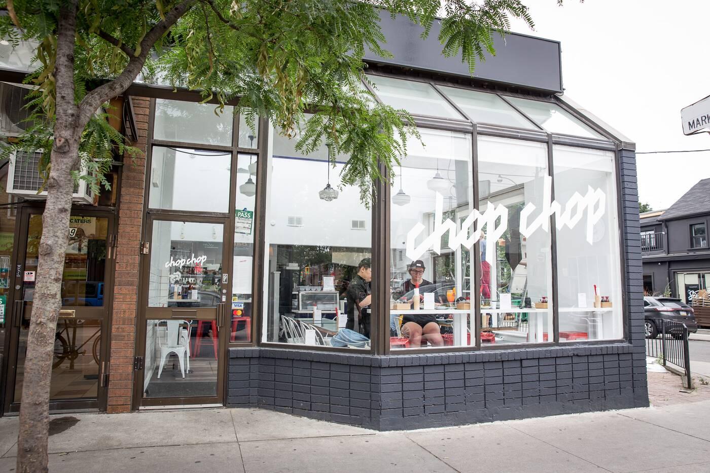 Chop Chop Toronto
