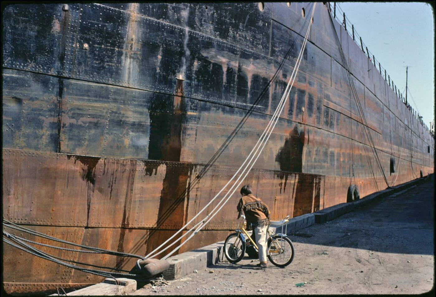 toronto waterfront 1970s