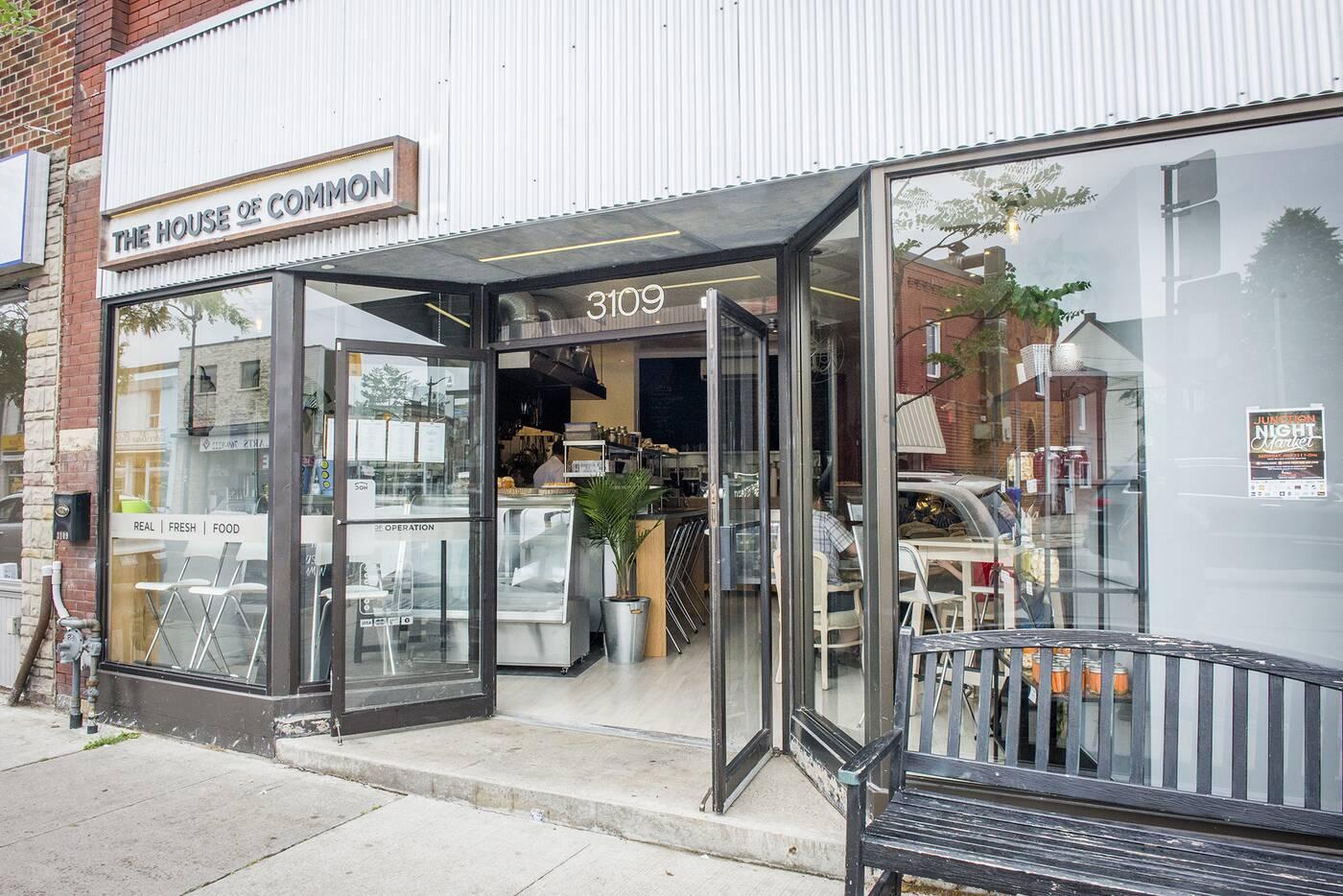 House Common Toronto