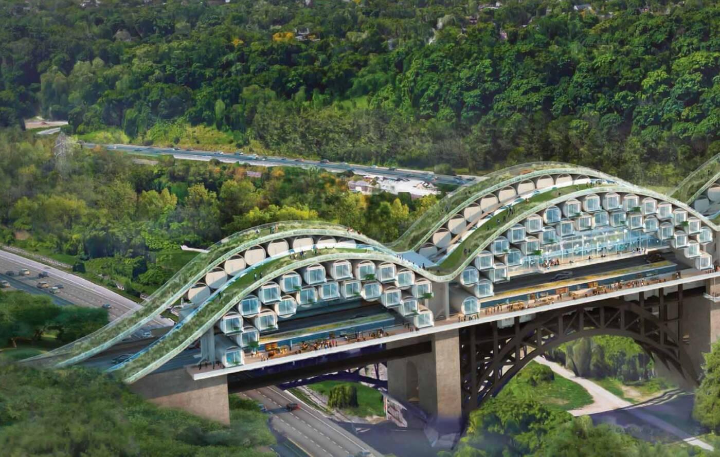 living bridges toronto