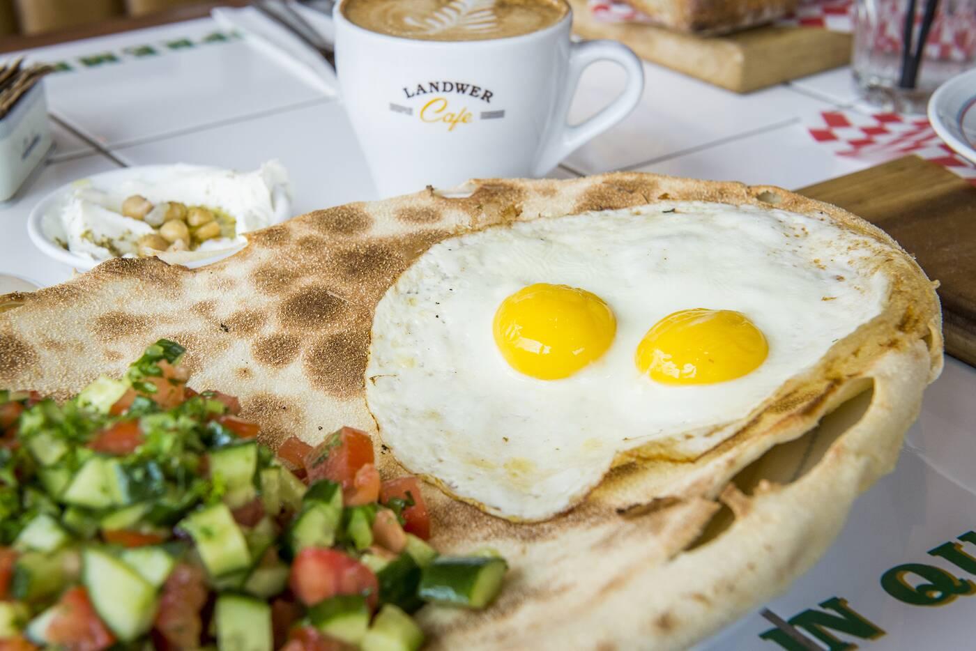 Cafe Landwer Toronto