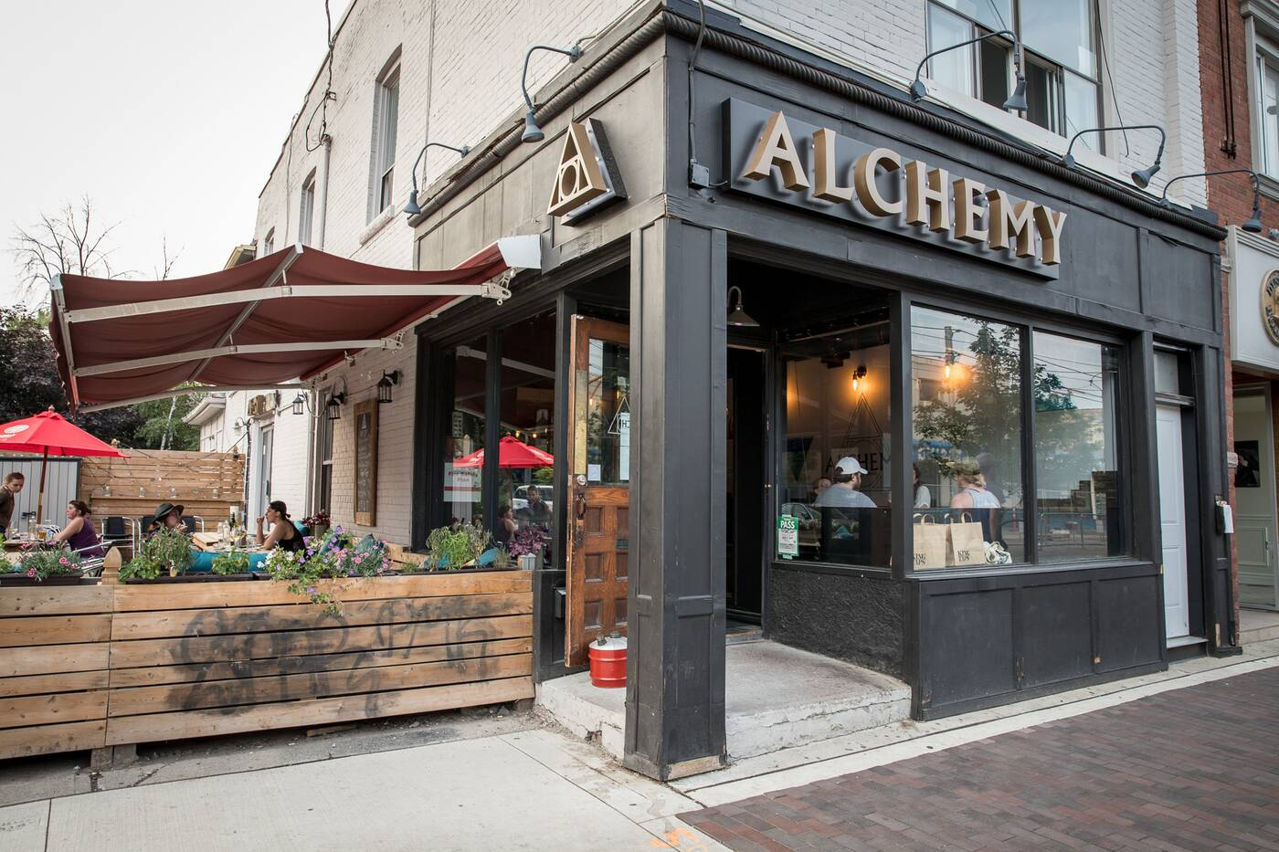 Alchemy Toronto