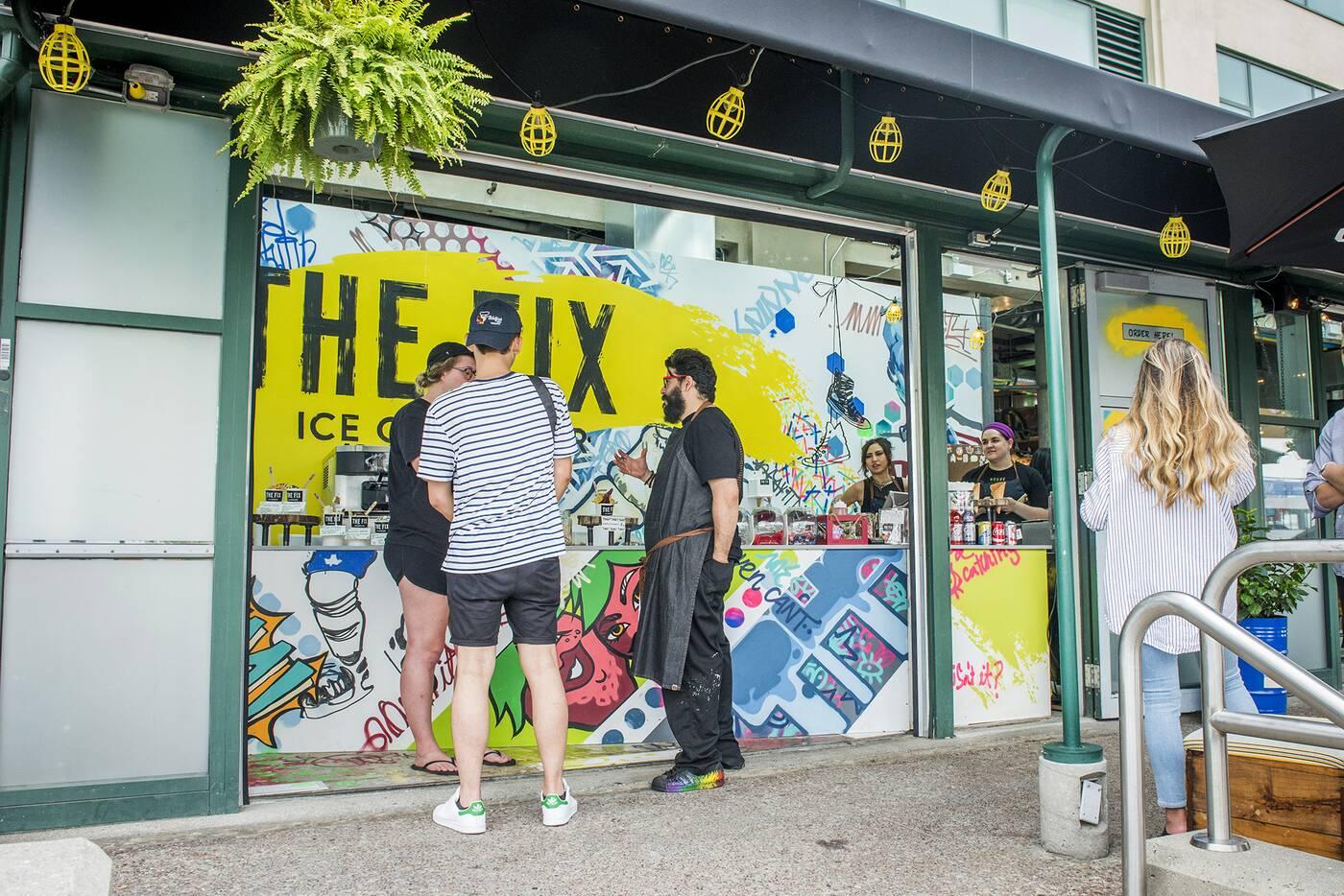 Fix Ice Cream Toronto