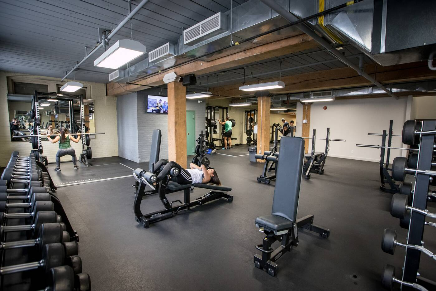 Hone fitness carlaw blogto toronto - Best cardio equipment for small spaces property ...