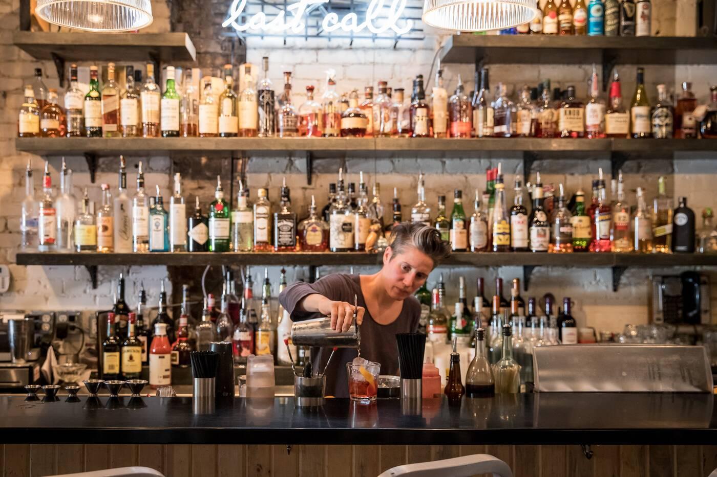 Bar Neon Toronto