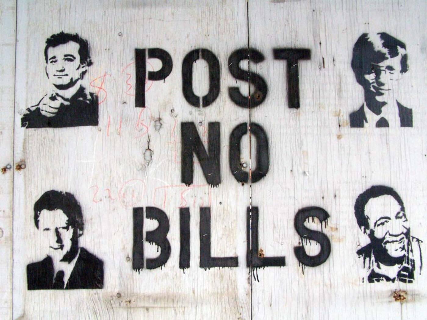 post no bills toronto