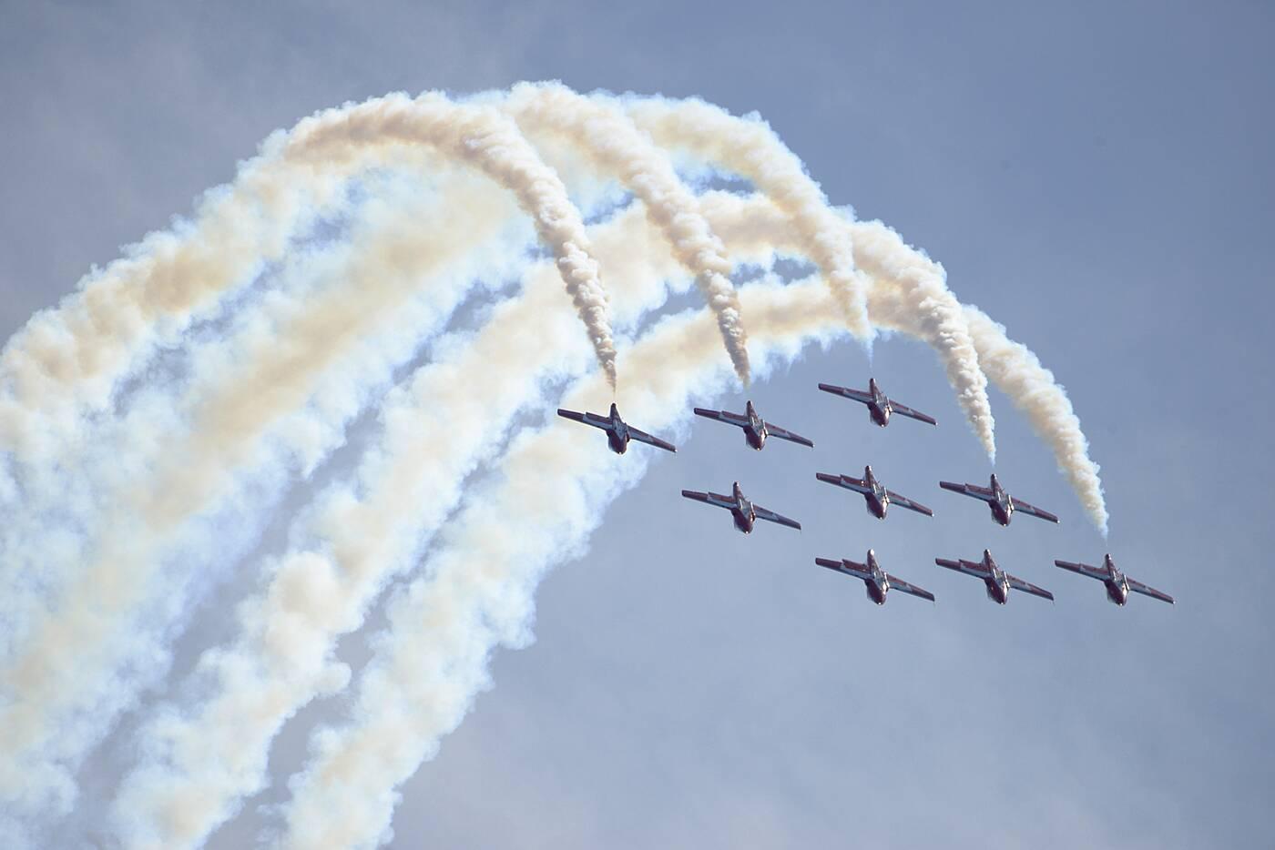 toronto air show
