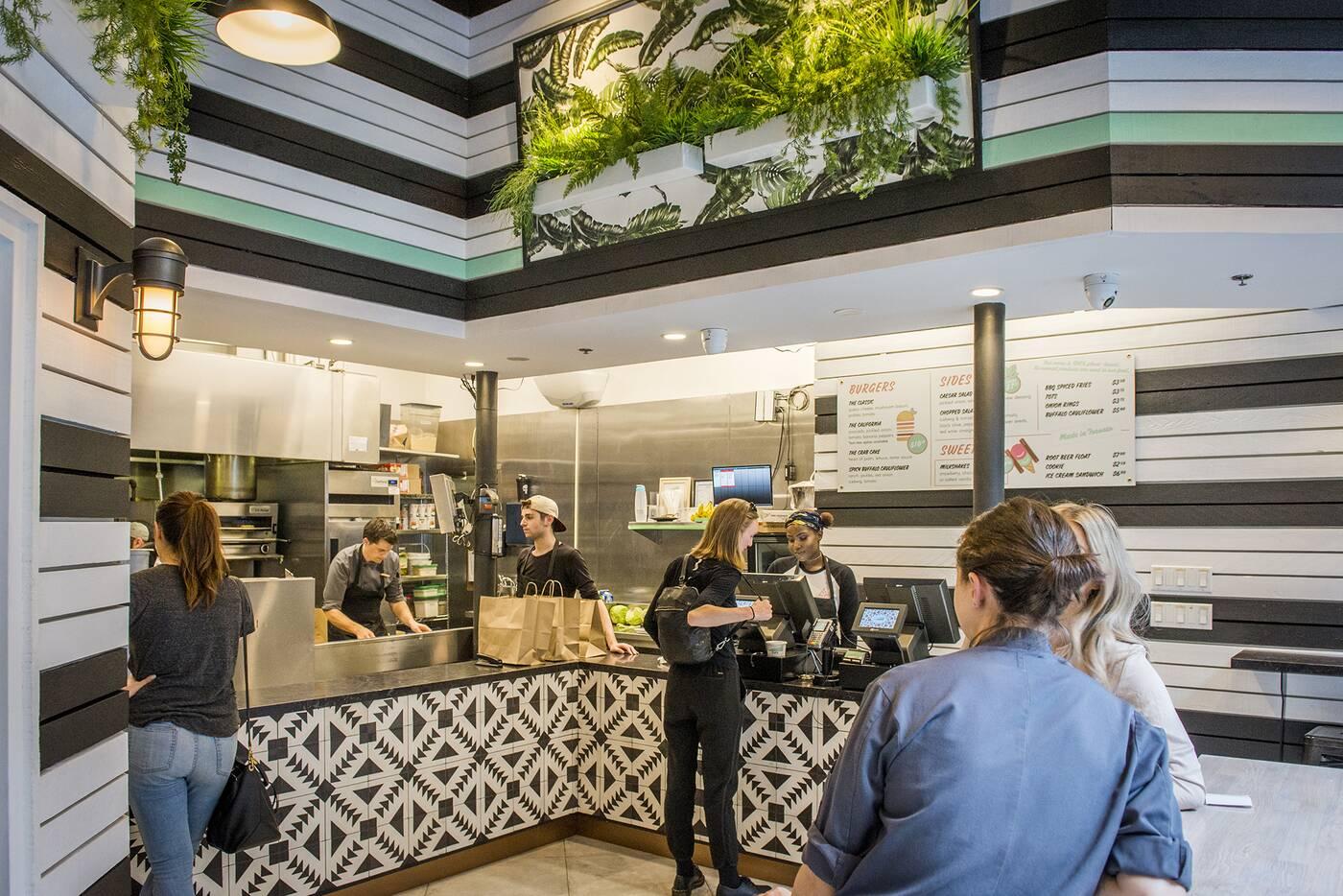 Planta Burger Toronto