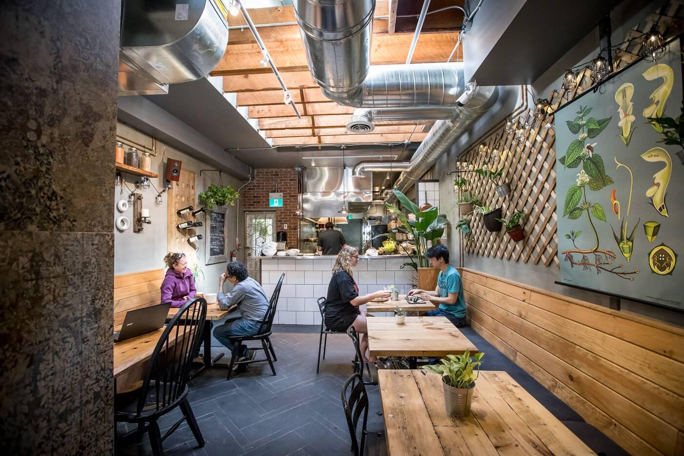 Stadt Cafe Blogto Toronto