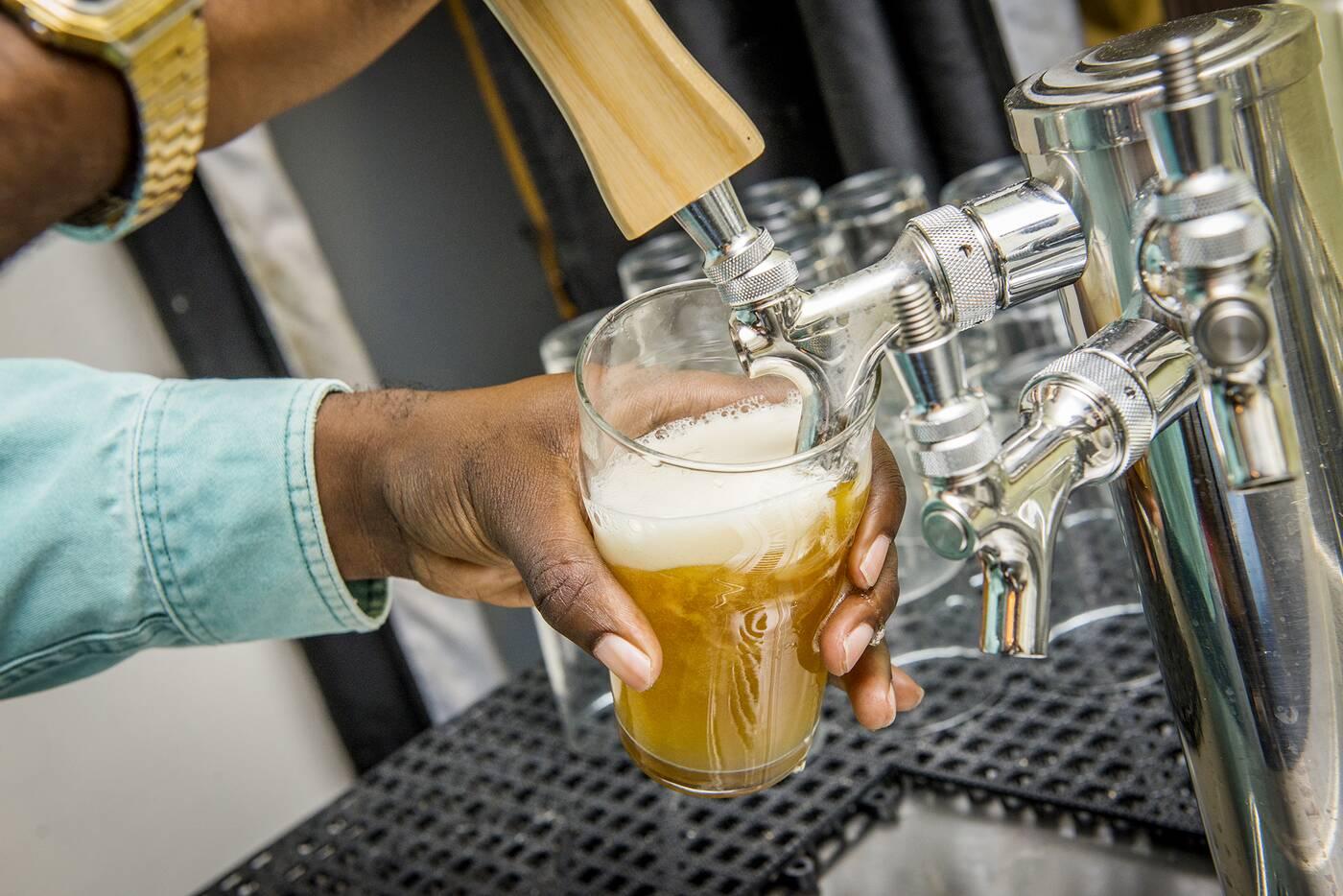 Less Bar Toronto