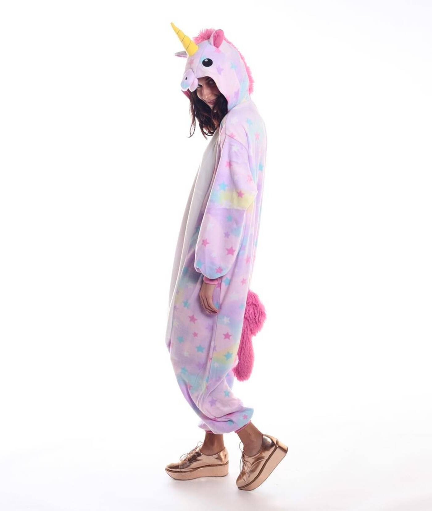 unicorn onesie costume