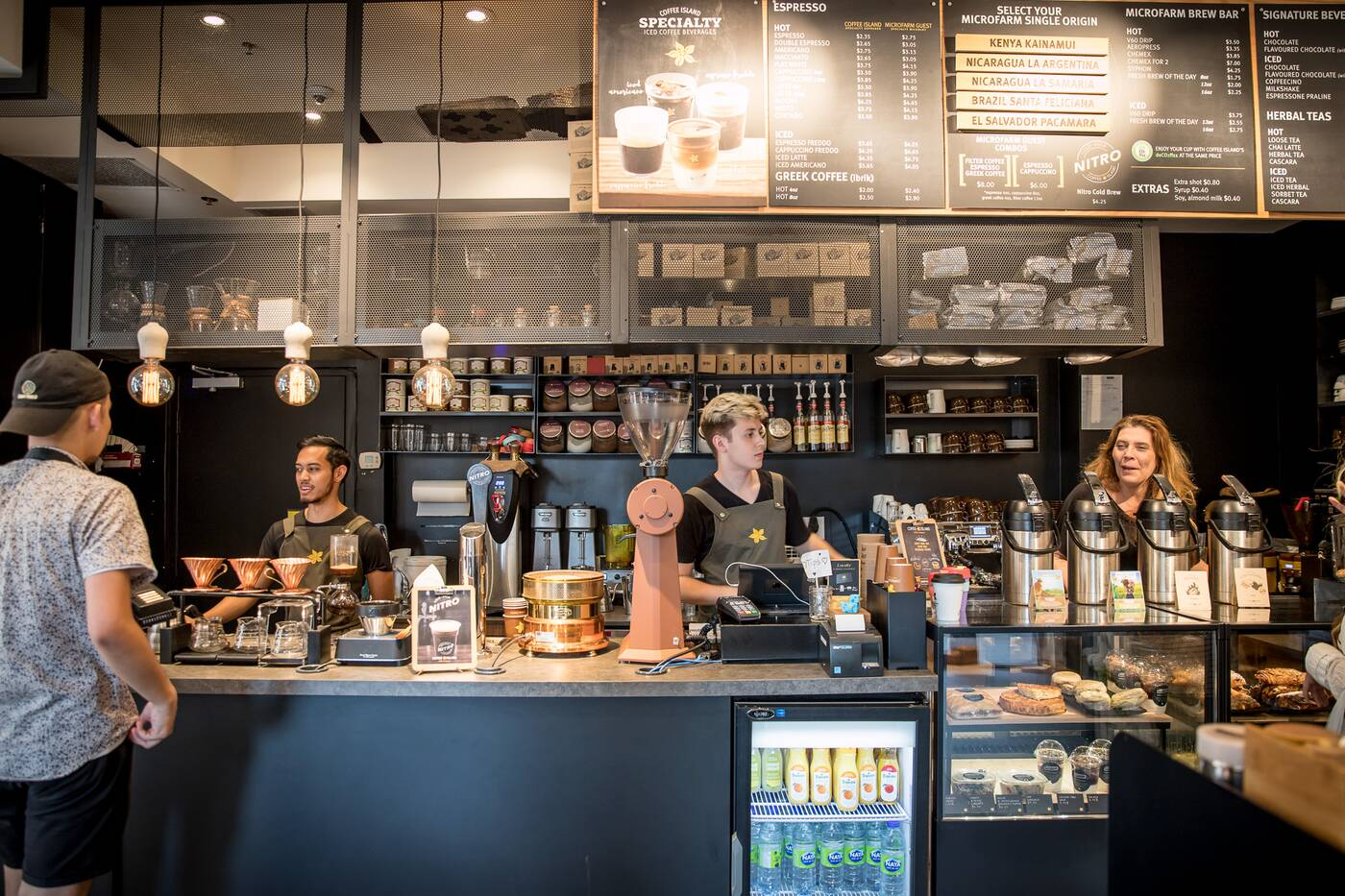 Coffee Cafes In Toronto