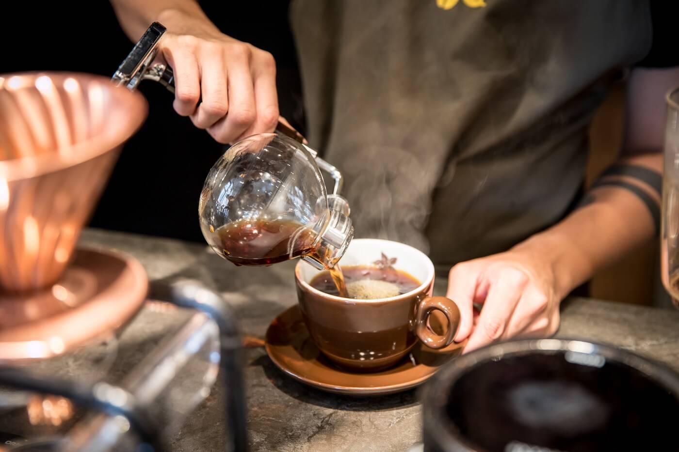 Coffee Island Toronto