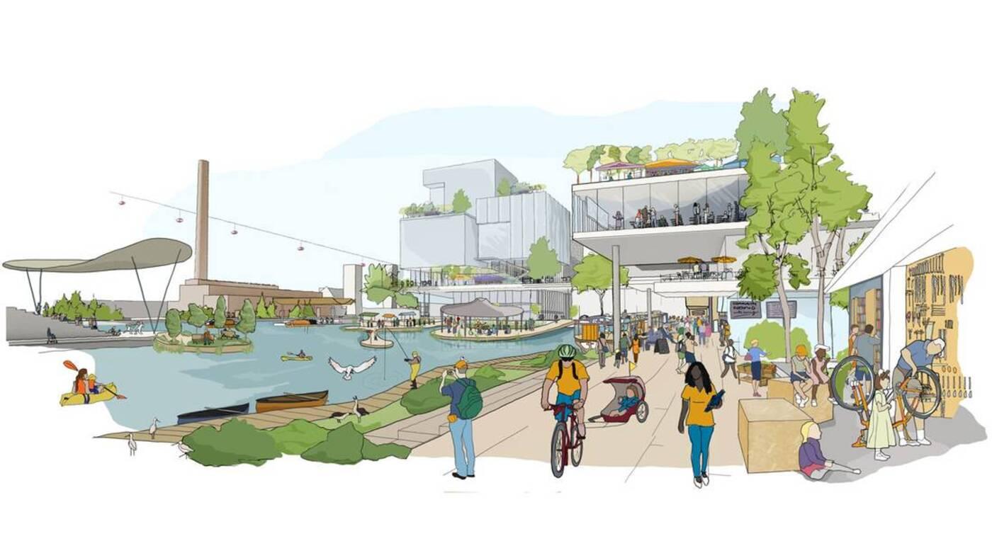 Google announces it will build Toronto's neighbourhood of ...