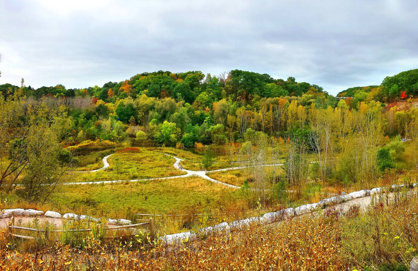 brickworks fall