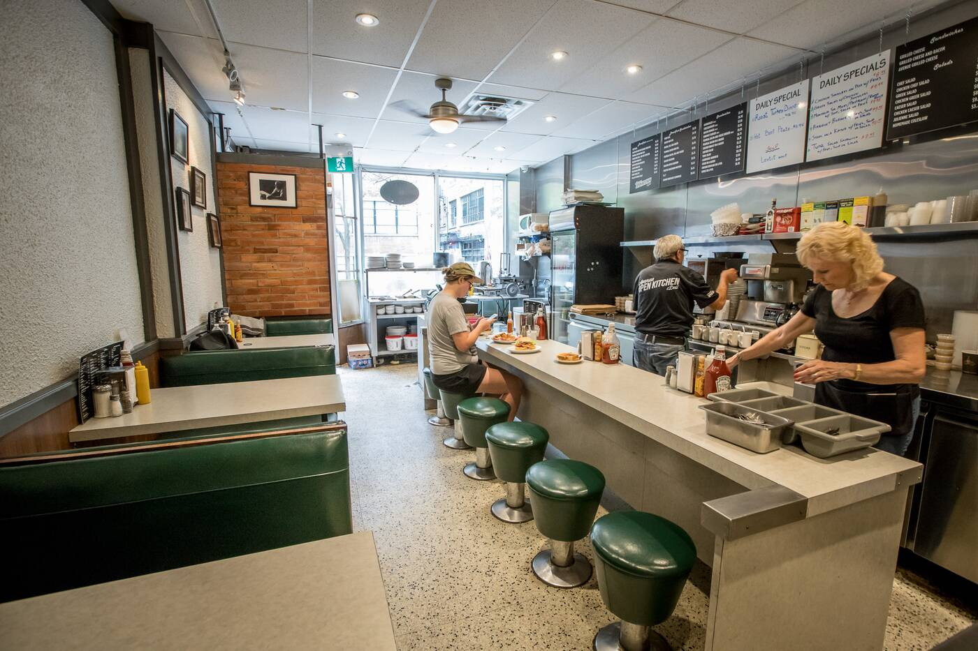 Greasy Spoon Bar And Kitchen