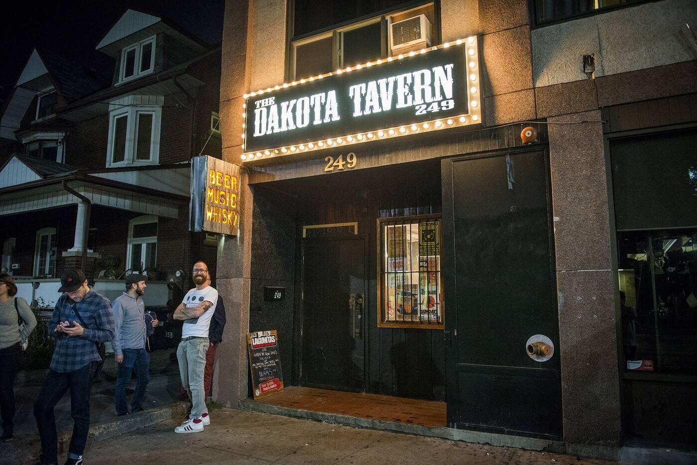Dakota Tavern Toronto