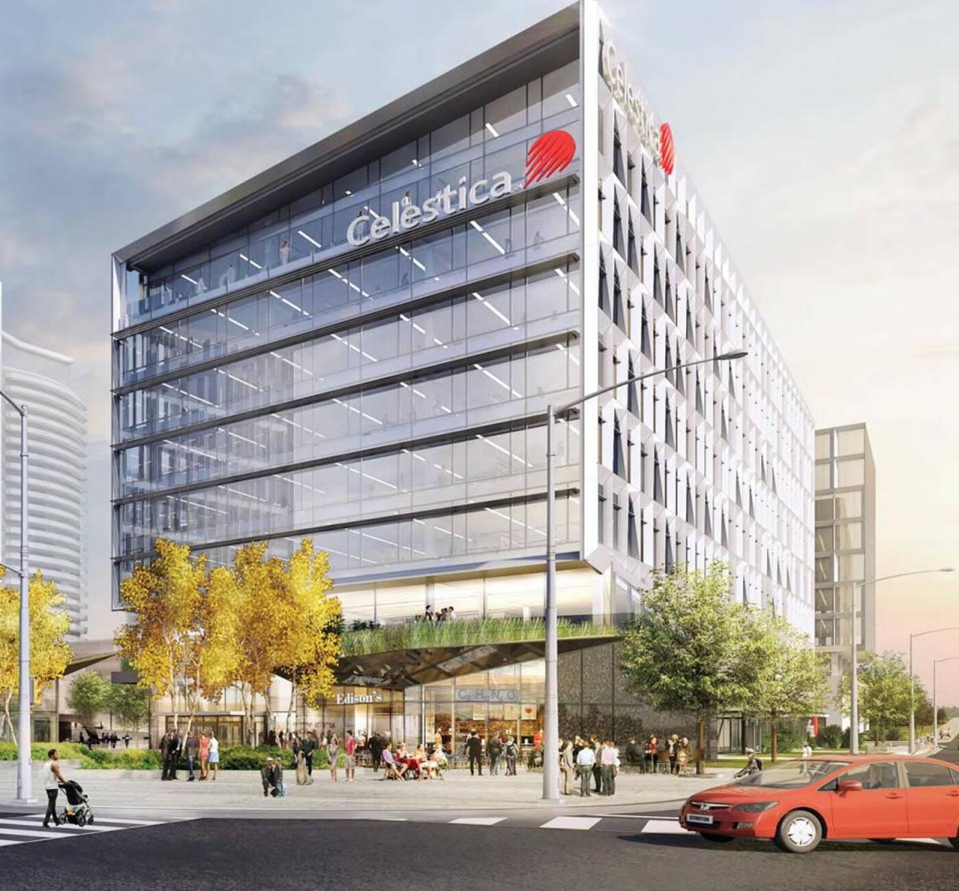 Celestica Building Toronto