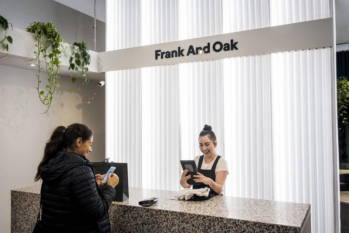 Frank Oak Toronto