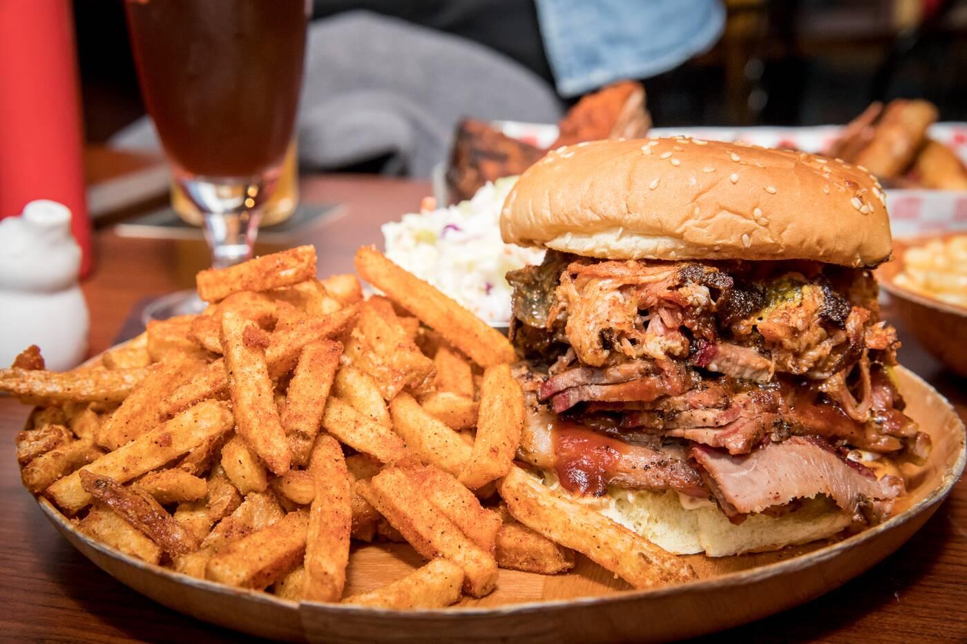 Earlscourt BBQ Toronto