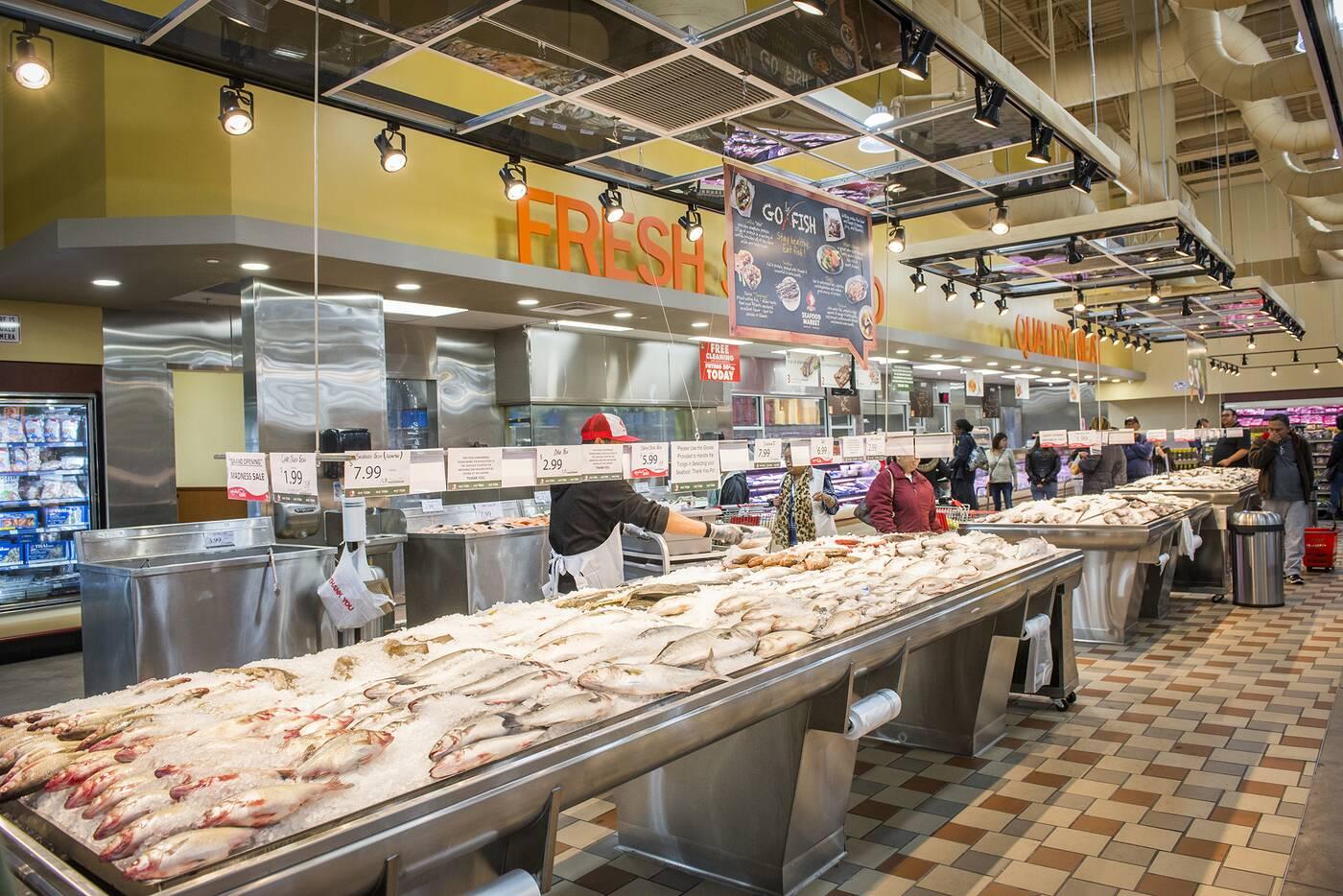 Seafood City Toronto