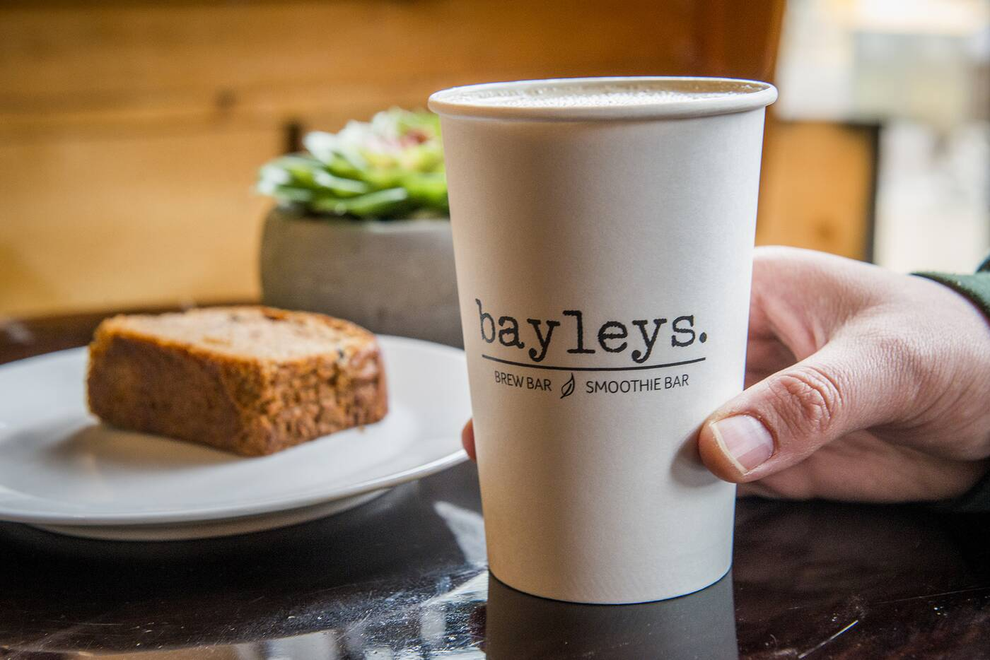 Bayleys Brew Bar Toronto