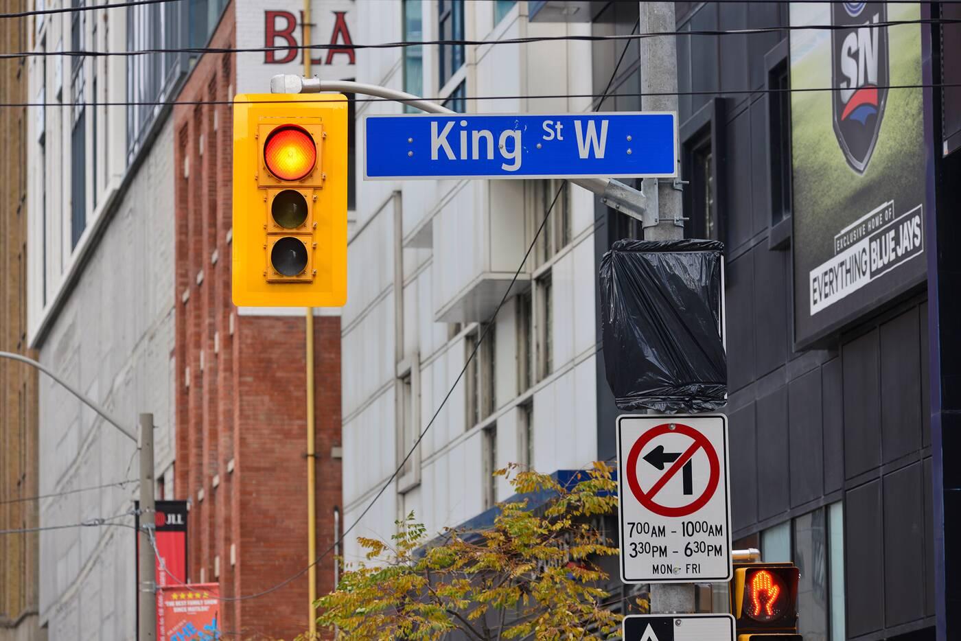 king street transit pilot