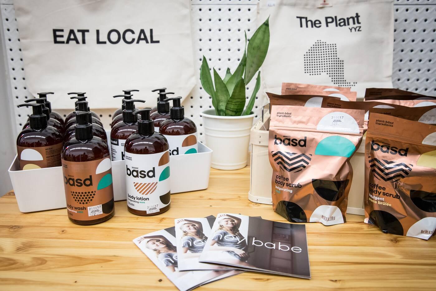 Plant YYZ Toronto