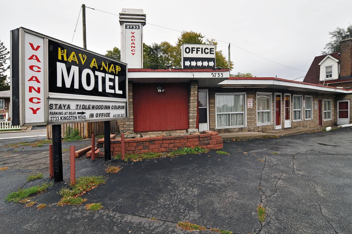 hav nap motel