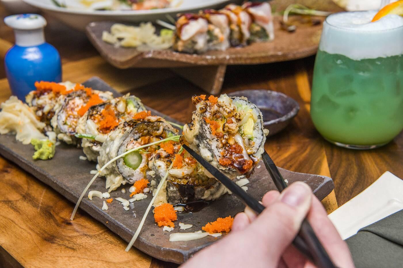 Boku Sushi Toronto