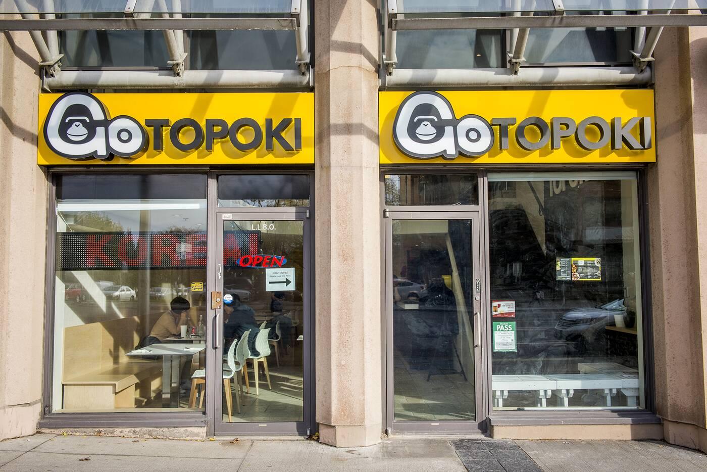 Go Topoki Toronto