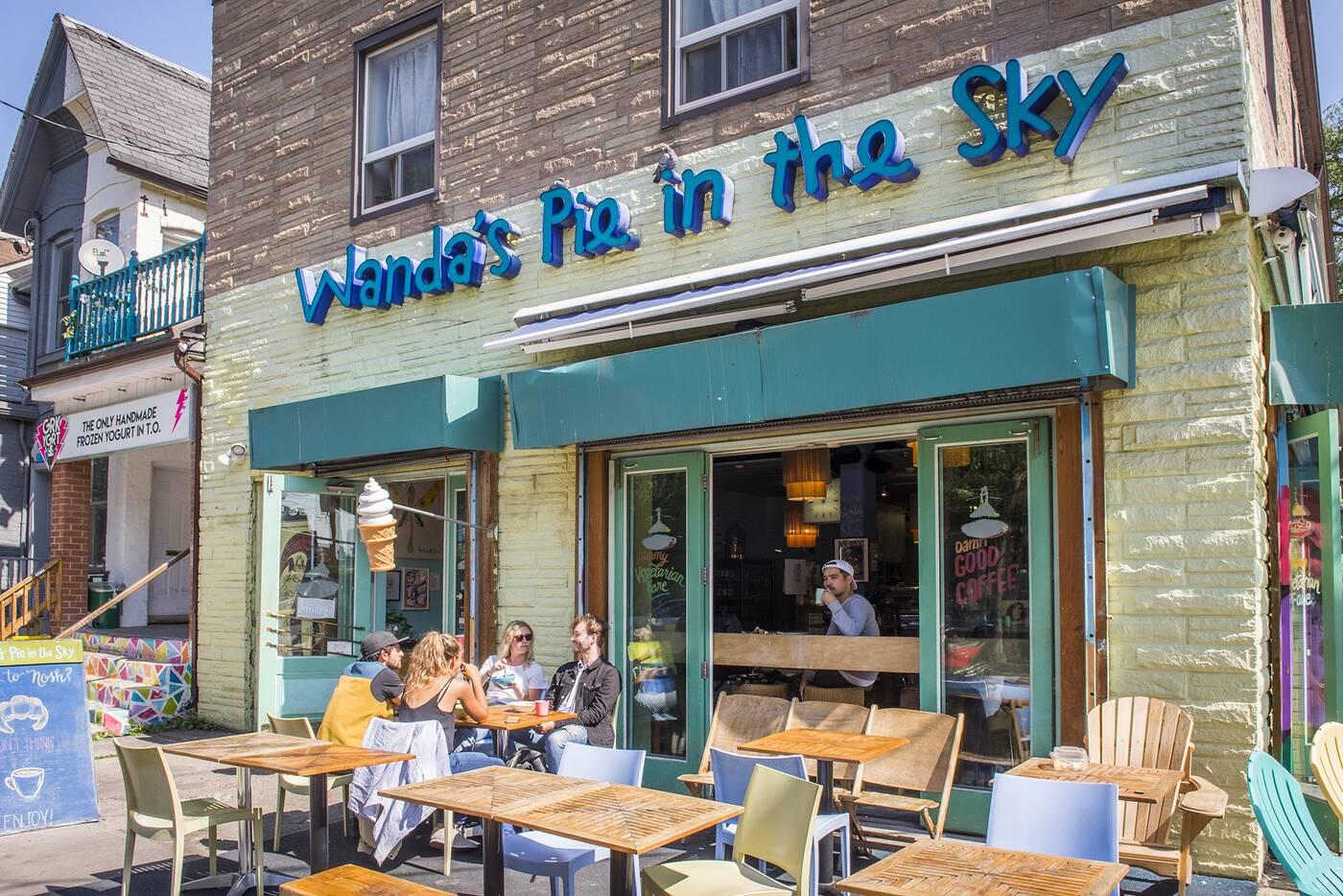 Wandas Pie Sky Toronto