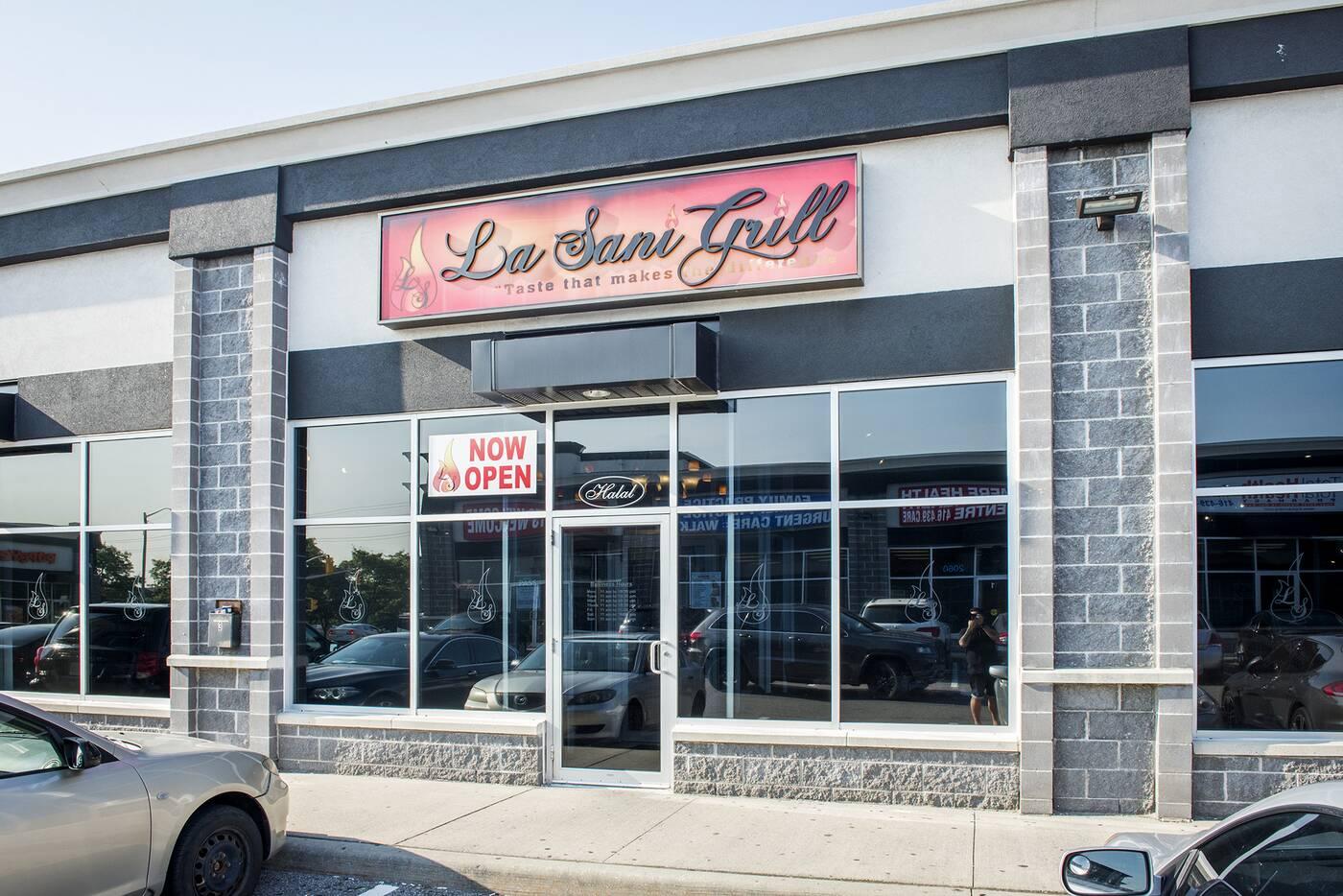 La Sani Grill Toronto