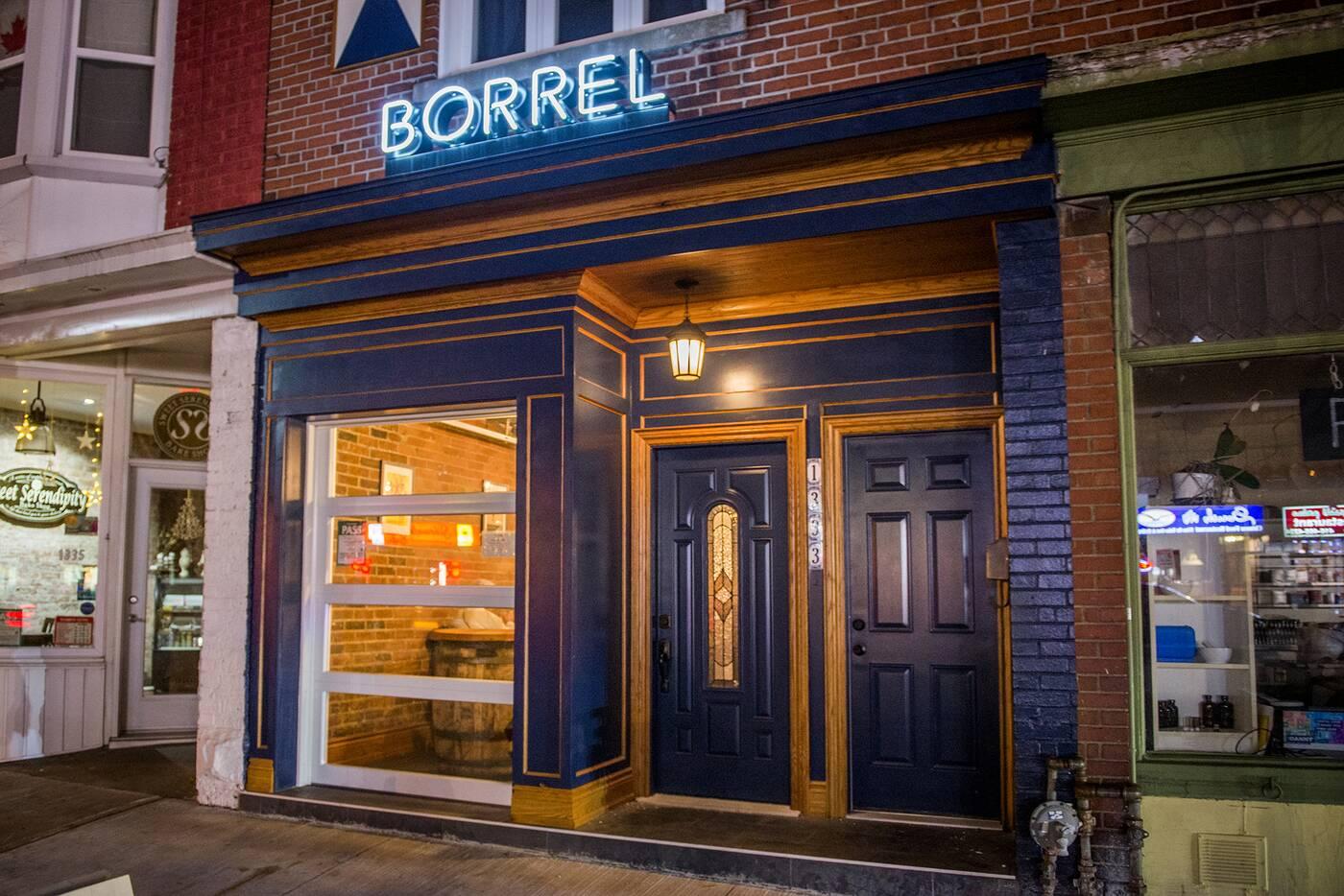 Borrel Toronto