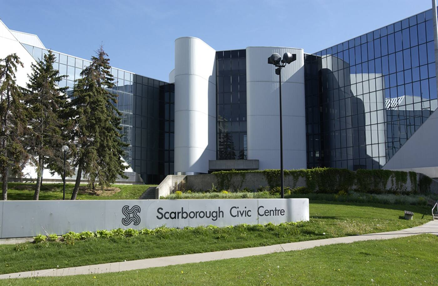 scarborough civic centre