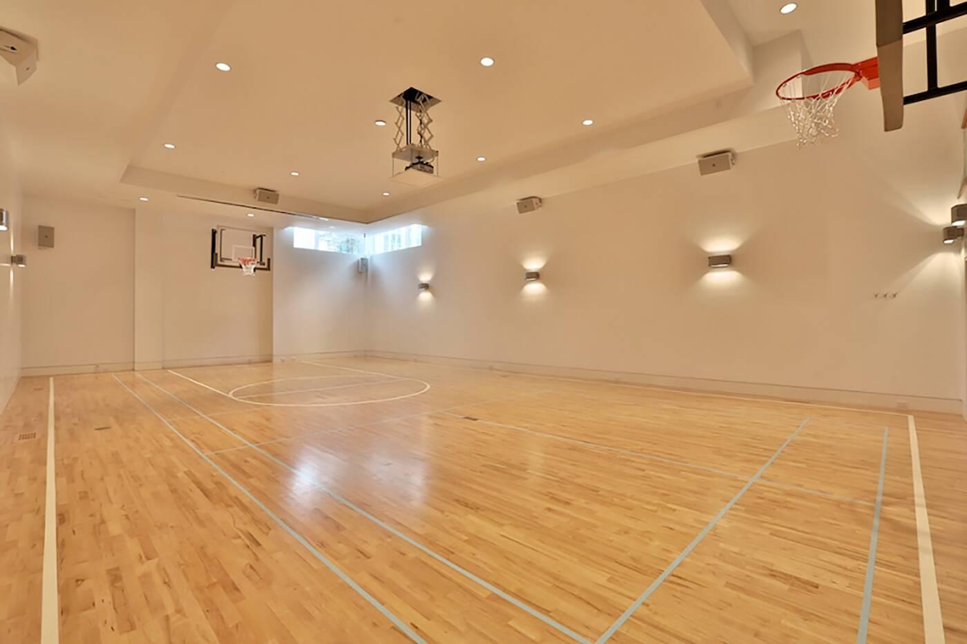 Indoor Basketball Court Ceiling Height Indoor Basketball