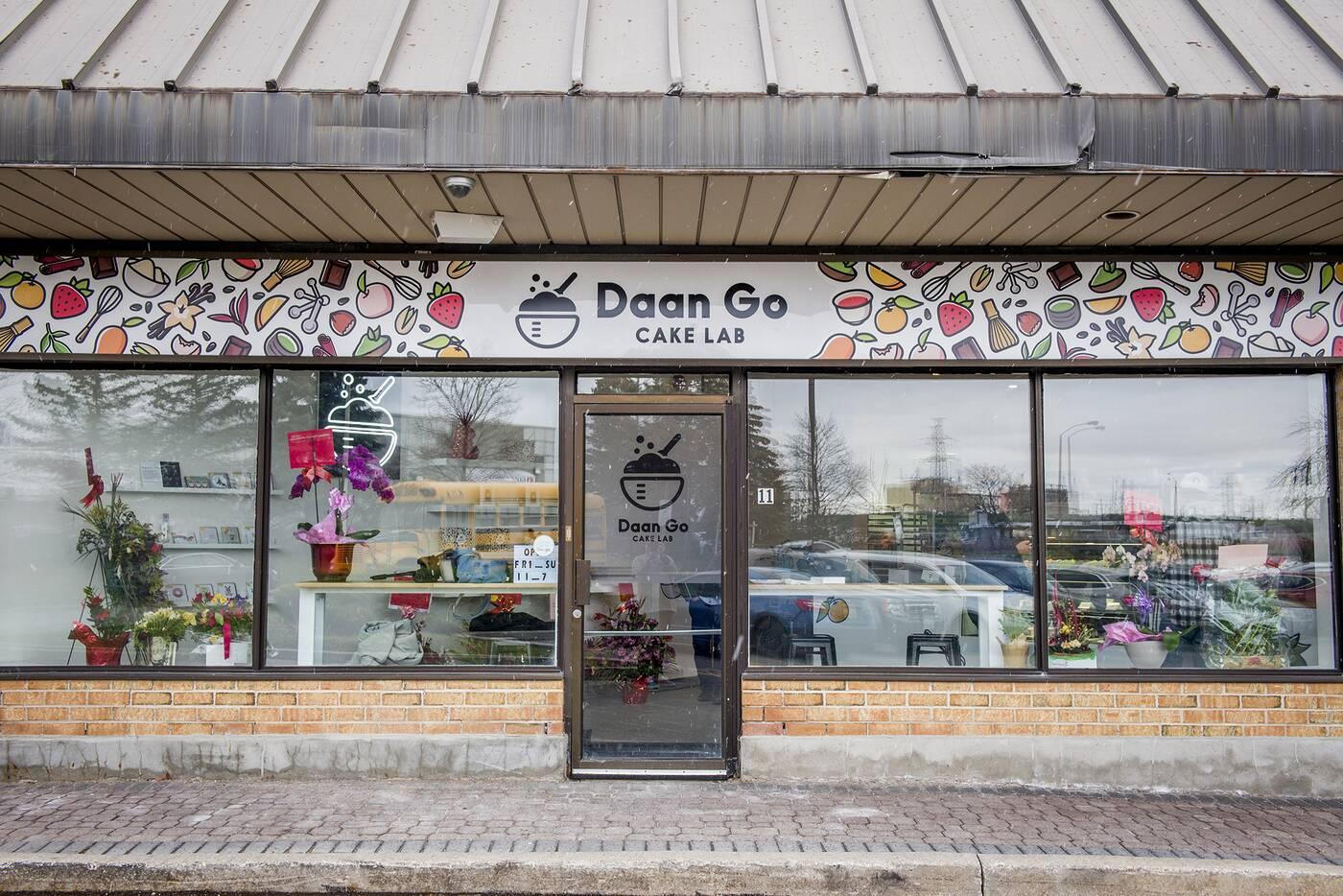 Daan Go Toronto