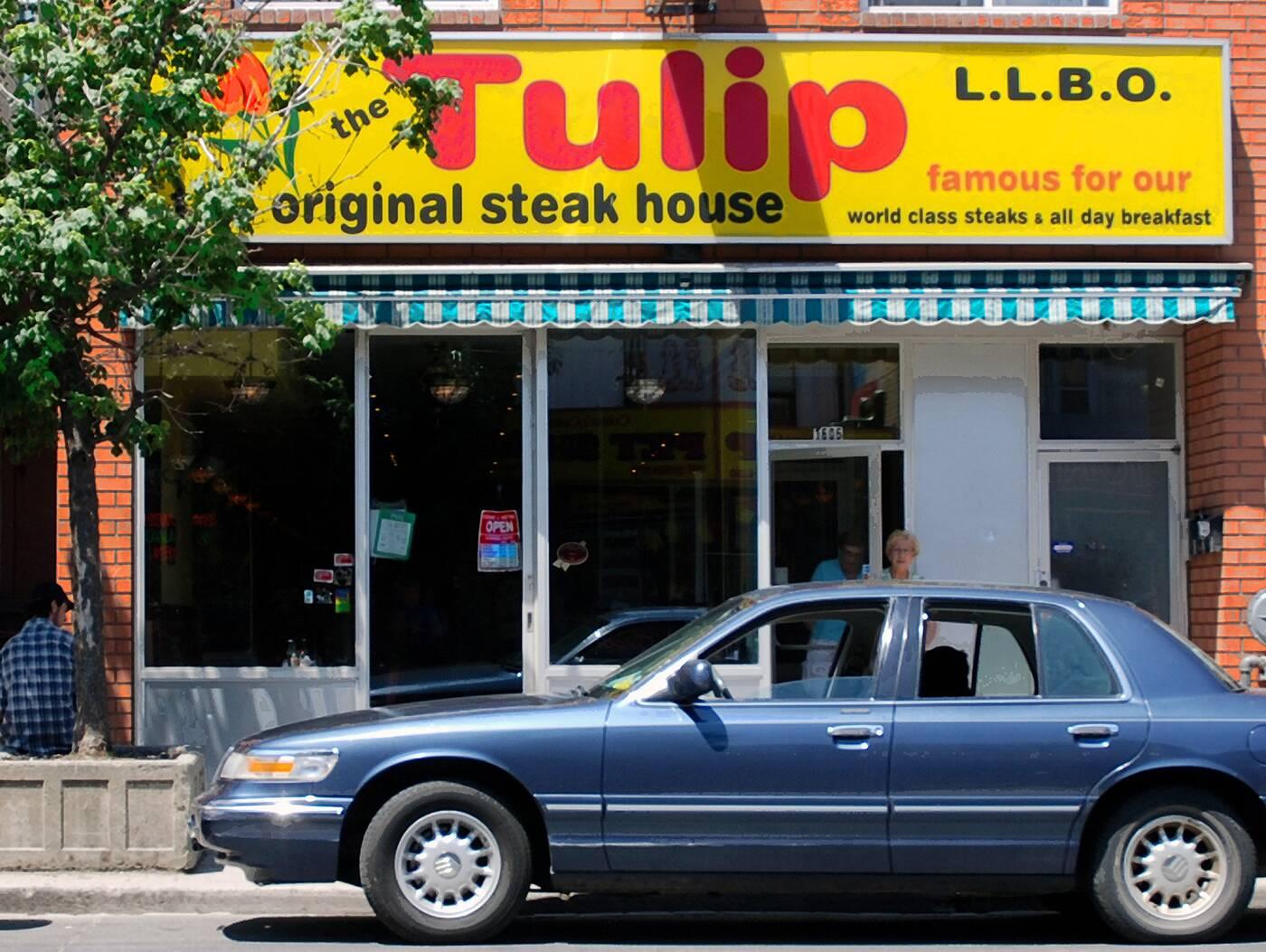 tulip steakhouse toronto