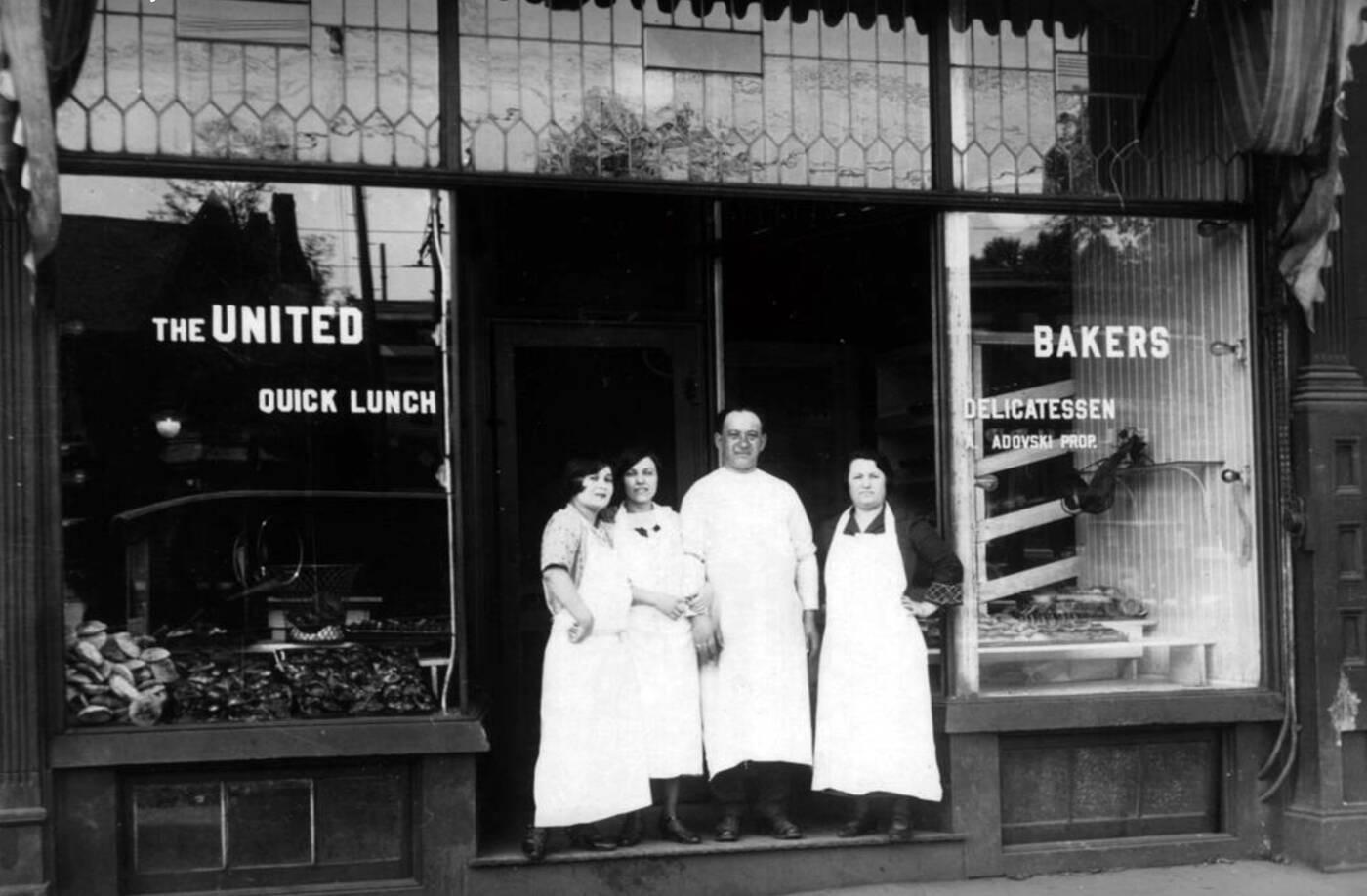 united bakers toronto