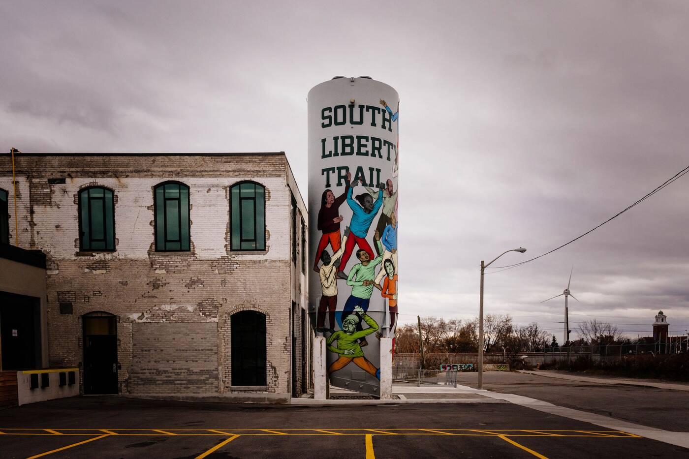 liberty silos