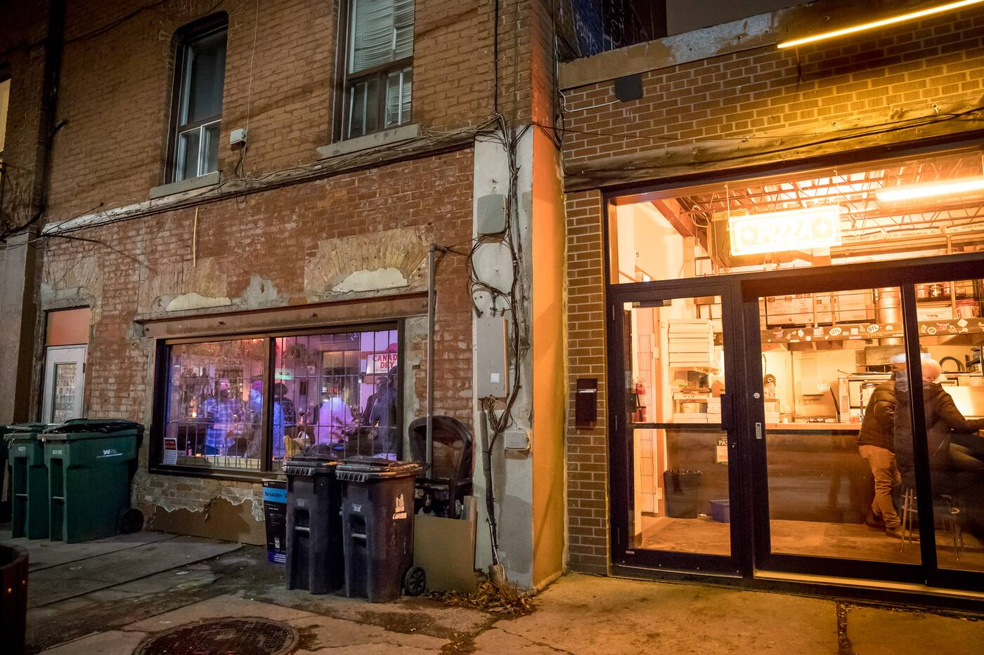 Express Bar Toronto
